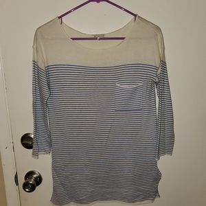 Womens Long Sleeve Top - size XS